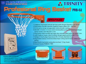 Ring Basket Profesional PRB-02