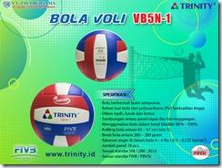 Bola Voli VB5N-1 id